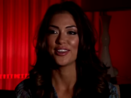 Arianny Celeste CBS interview