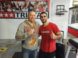 gsp back to training
