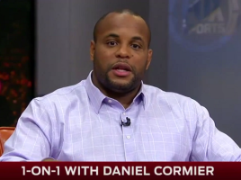 1 on 1 with daniel cormier