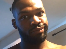 jon jones random drug test